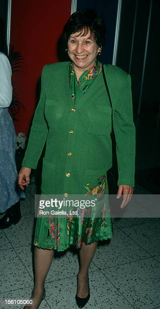 Actress Alice Ghostley attending 'NAPTE Convention' on January 27 1993 at the Moscone Convention Center in San Francisco California