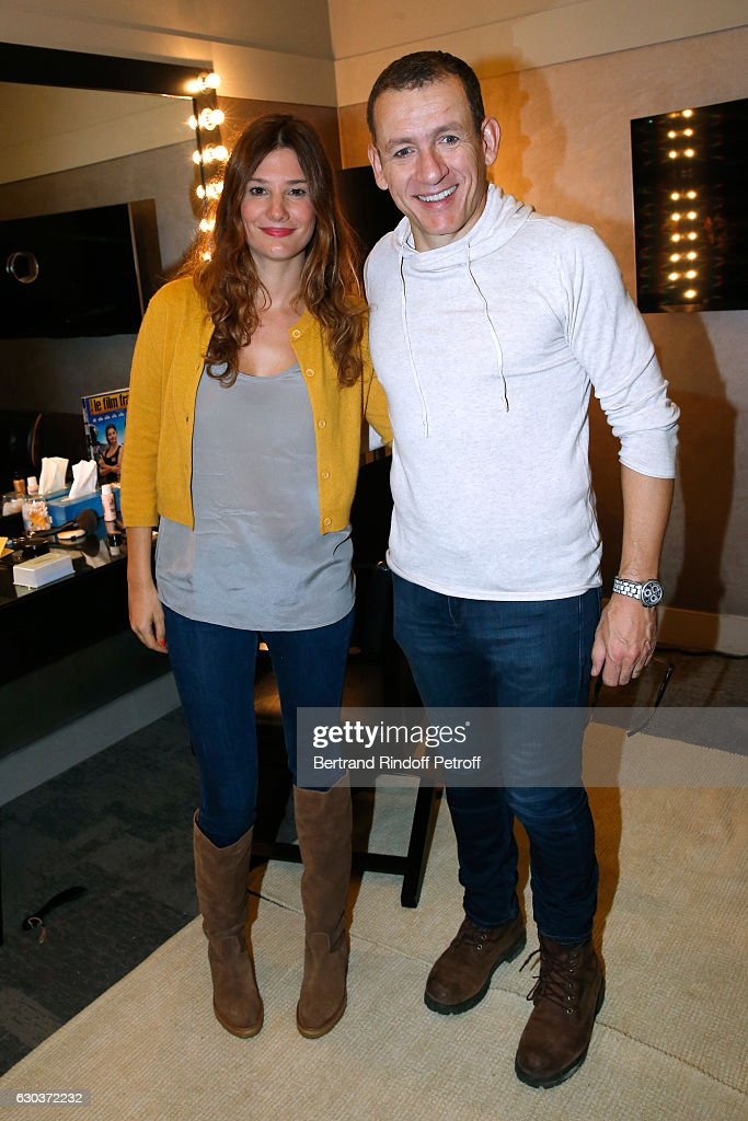 """Dany De Boon Des Hauts-De-France"" Show at L'Olympia In Paris"