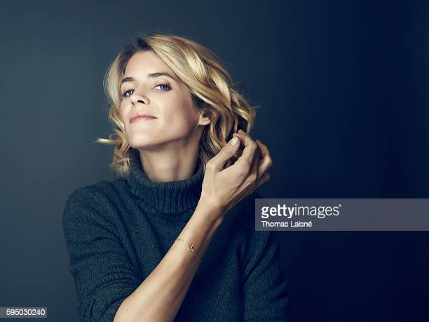 Actress Alice Taglioni is photographed for Self Assignment on December 12 2012 in Paris France