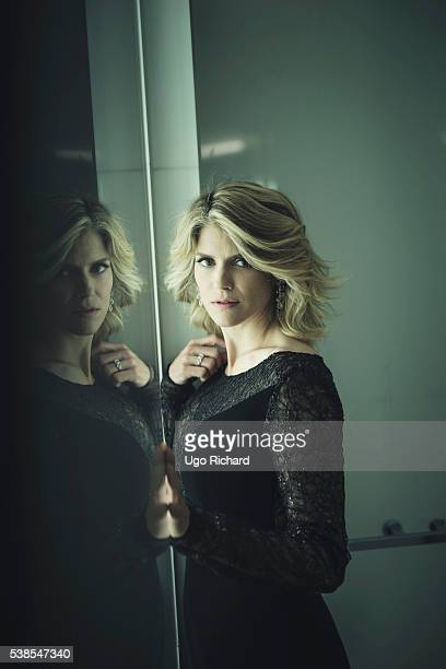 Actress Alice Taglioni is photographed for Self Assignment on May 15 2016 in Cannes France