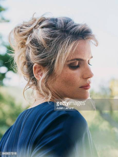 Actress Alice Taglioni is photographed for Self Assignment on May 16 2017 in Cannes France