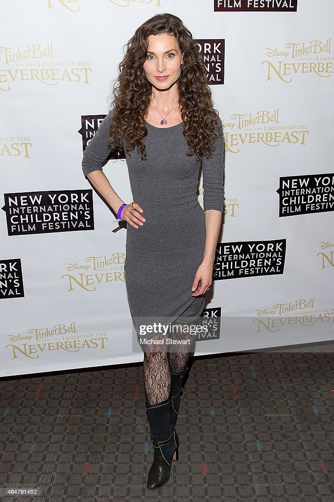 """Tinkerbell And The Legend Of The Neverbeast"" 2015 New York International Children's Film Festival Screening"