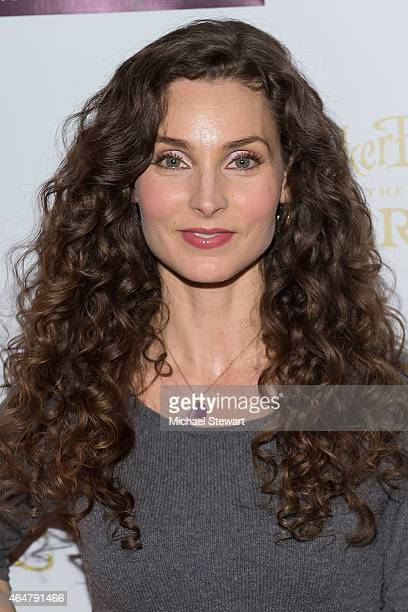 Actress Alicia Minshew attends the 'Tinkerbell and the Legend of the Neverbeast' screening during the 2015 New York International Children's Film...
