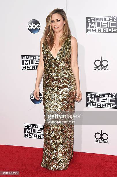 Actress Alicia Silverstone attends the 2015 American Music Awards at Microsoft Theater on November 22 2015 in Los Angeles California