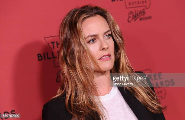 Actress Alicia Silverstone attends the premiere of 'Three Billboards Outside Ebbing Missouri' at NeueHouse Hollywood on November 3 2017 in Los...