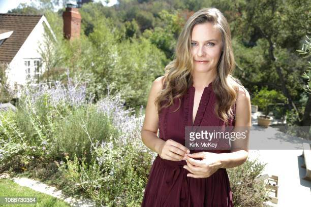 Actress Alicia Silverstone is photographed for Los Angeles Times on September 10, 2018 in Los Angeles, California. PUBLISHED IMAGE. CREDIT MUST READ:...