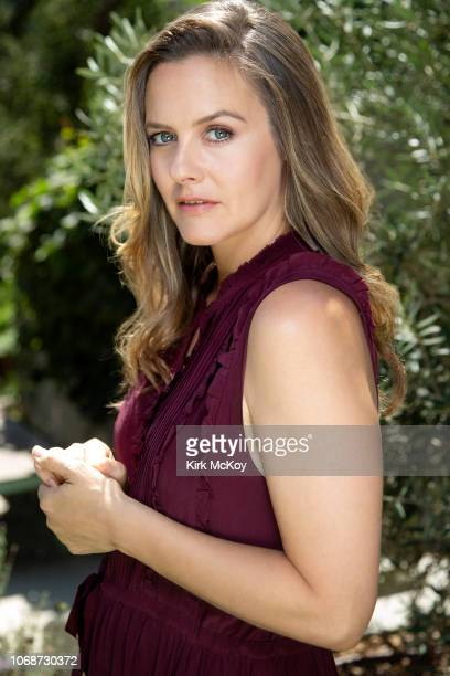 Actress Alicia Silverstone is photographed for Los Angeles Times on September 10 2018 in Los Angeles California PUBLISHED IMAGE CREDIT MUST READ Kirk...