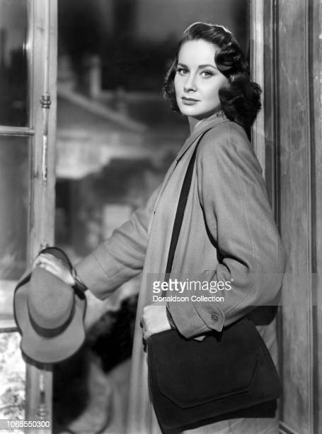Actress Alida Valli in a scene from the movie The Third Man