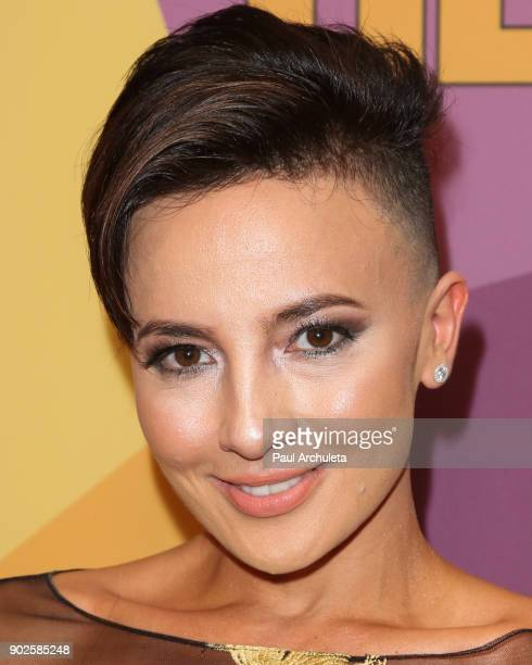 Actress Alin Sumarwata attends HBO's official Golden Globe Awards after party at The Circa 55 Restaurant on January 7 2018 in Los Angeles California