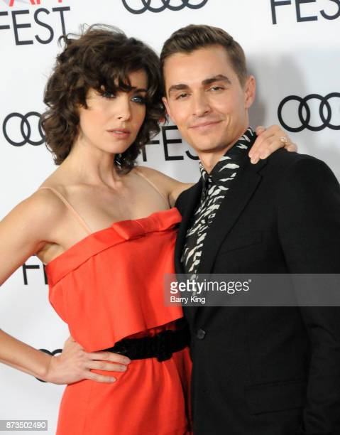 Actress Alison Brie and actor Dave Franco attend AFI FEST 2017 Presented By Audi Screening Of 'The Disaster Artist' at TCL Chinese Theatre on...