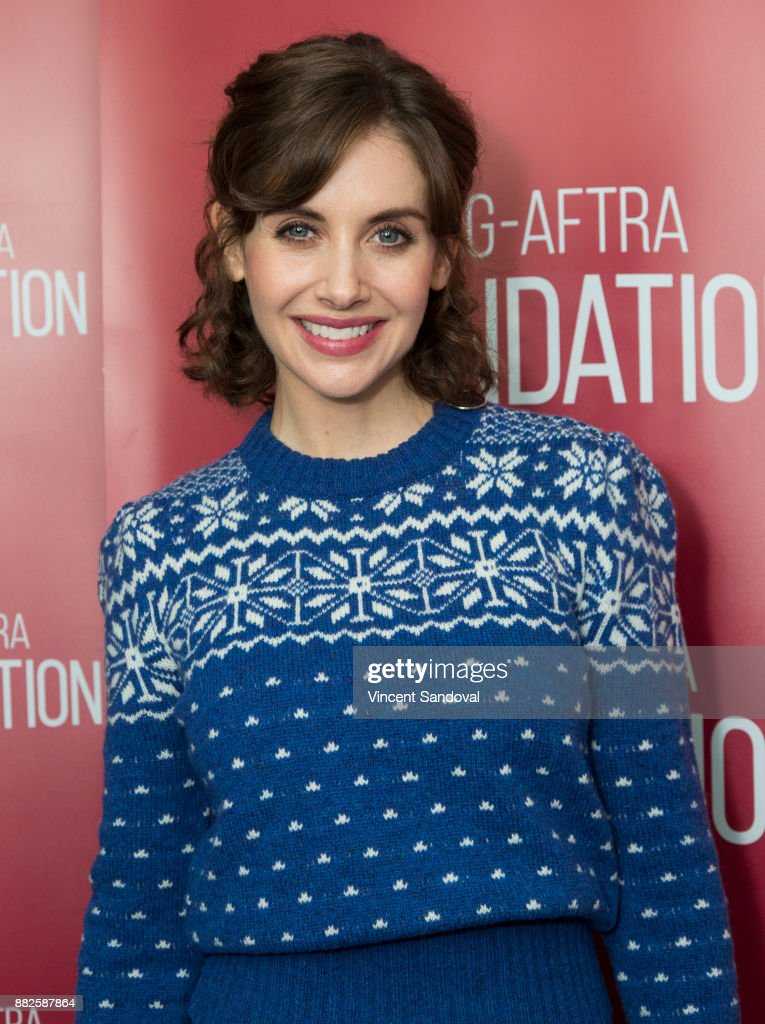 "SAG-AFTRA Foundation Conversations - Screening Of ""Glow"""