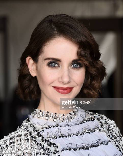 Actress Alison Brie attends the 2018 Film Independent Spirit Awards on March 3 2018 in Santa Monica California