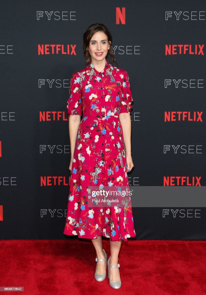 "#NETFLIXFYSEE For Your Consideration Event For ""GLOW"""