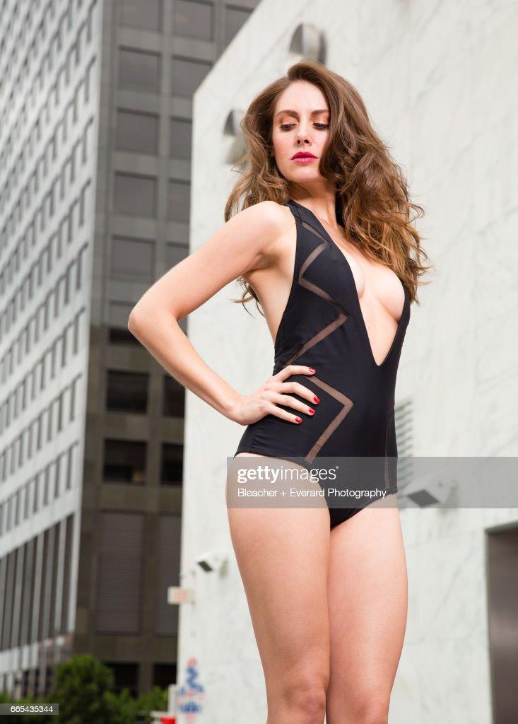 Alison Brie, GQ Mexico, March 2015