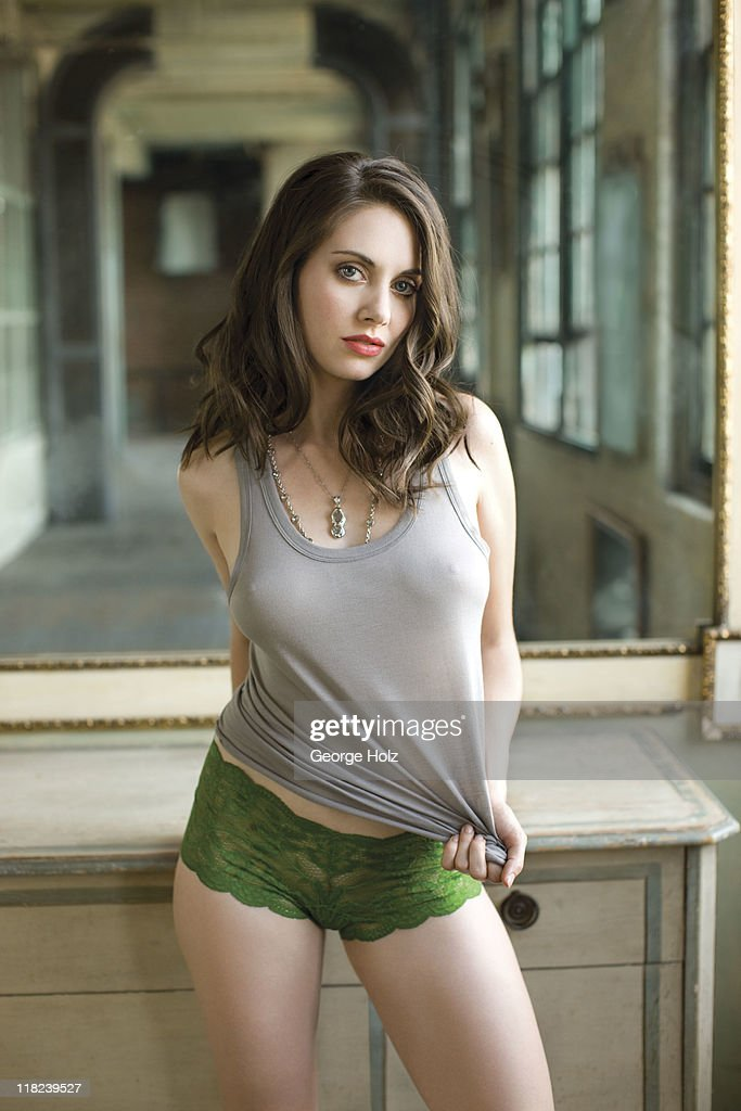 Alison Brie, Men's Health, October 1, 2010