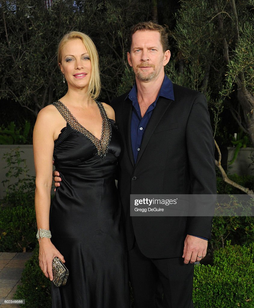 Actress Alison Eastwood and husband Stacy Poitras arrive at Mercy For Animals Hidden Heroes Gala 2016 at Vibiana on September 10, 2016 in Los Angeles, California.