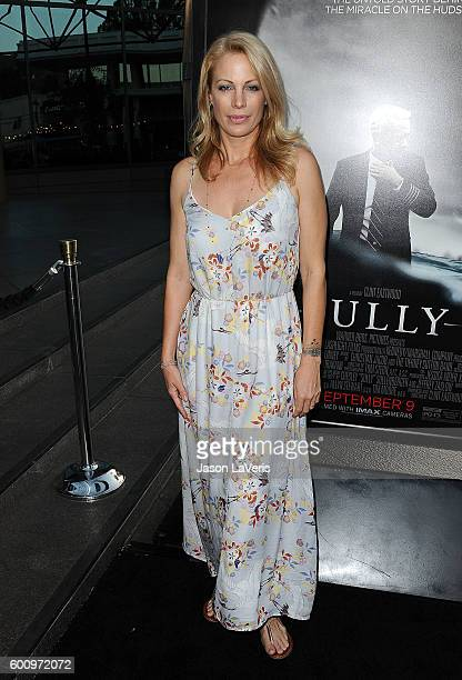 Actress Alison Eastwood attends a screening of Sully at Directors Guild Of America on September 8 2016 in Los Angeles California