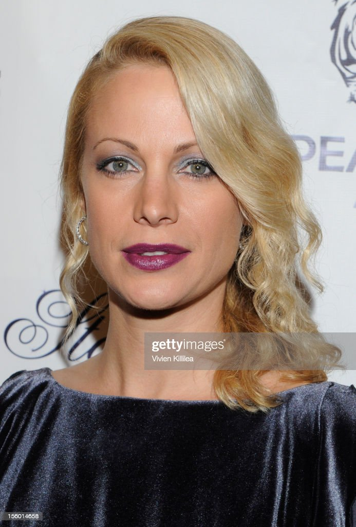 Actress Alison Eastwood attends Stars For Stripes Benefit Hosted By Alison Eastwood Benefiting Peace 4 Animals And Born Free USA at Hemingway's on November 10, 2012 in Los Angeles, California.