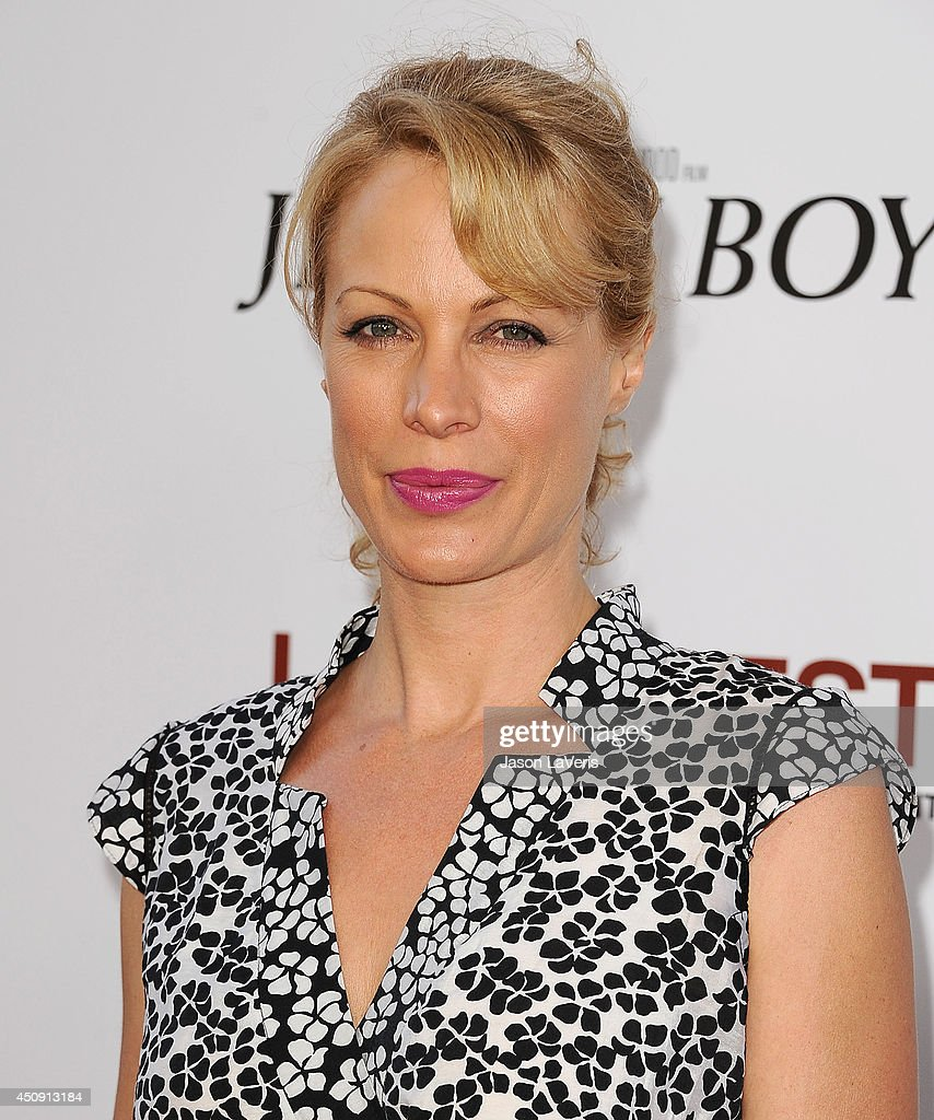 Actress Alison Eastwood attends the 2014 Los Angeles Film Festival closing night film premiere of 'Jersey Boys' at Premiere House on June 19, 2014 in Los Angeles, California.