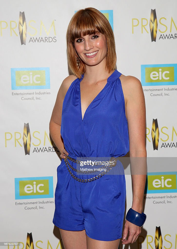 Actress Alison Haislip arrives at the 17th Annual PRISM Awards at the Beverly Hills Hotel on April 25, 2013 in Beverly Hills, California.