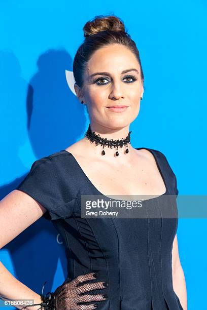 Actress Alison Haislip arrives at the 4th Annual UNICEF Masquerade Ball at Clifton's Cafeteria on October 27 2016 in Los Angeles California