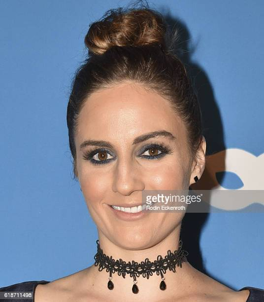 Actress Alison Haislip attends 4th Annual UNICEF Masquerade Ball at Clifton's Cafeteria on October 27 2016 in Los Angeles California