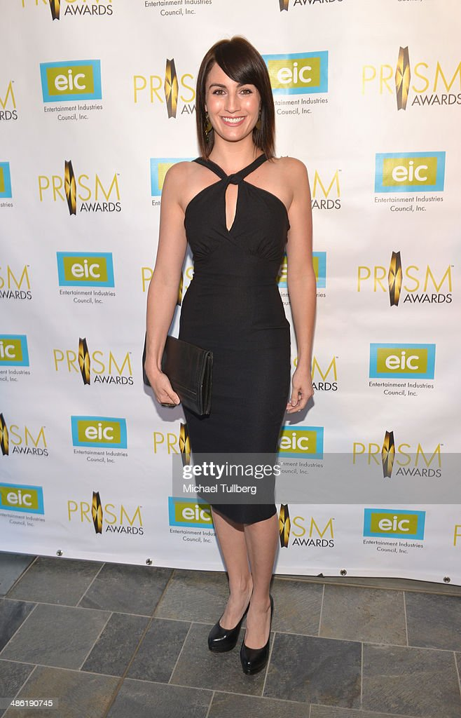 Actress Alison Haislip attends the 18th Annual PRISM Awards Ceremony at Skirball Cultural Center on April 22, 2014 in Los Angeles, California.