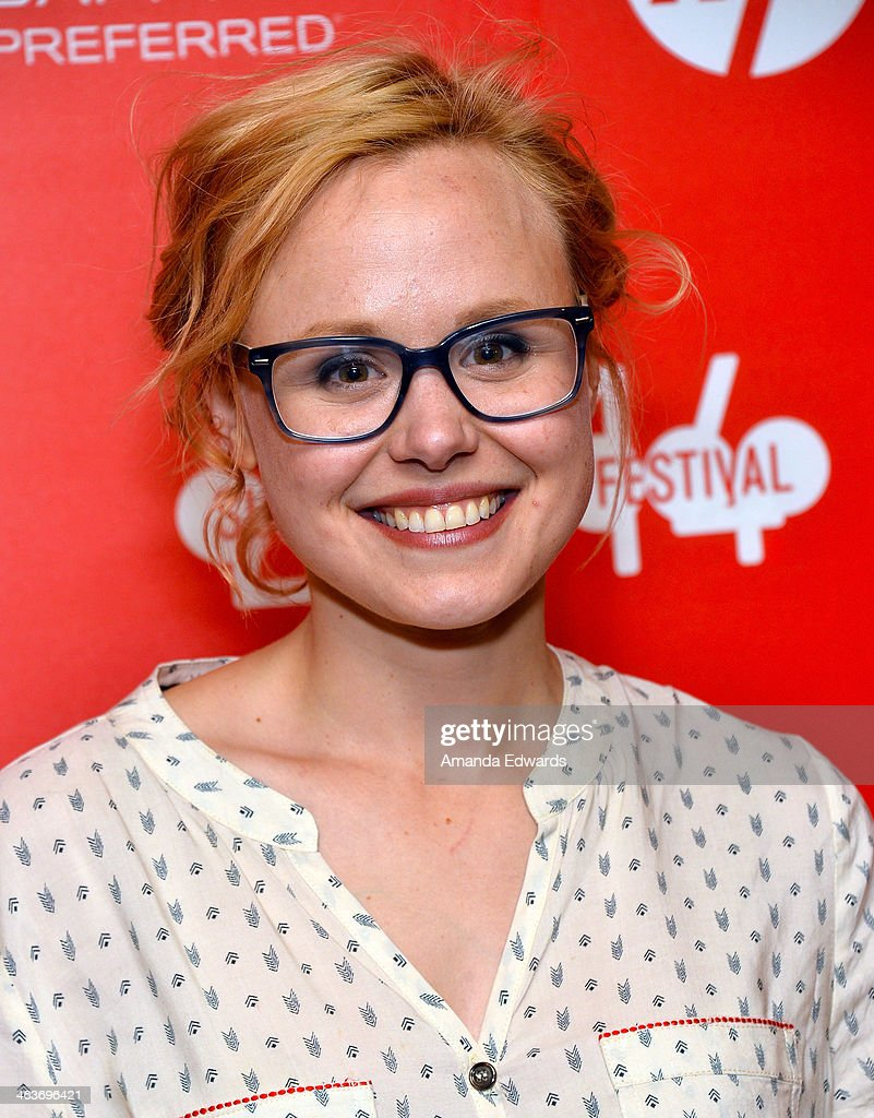 """Amanda Pill actress alison pill attends the """"coties"""" premiere at the"""