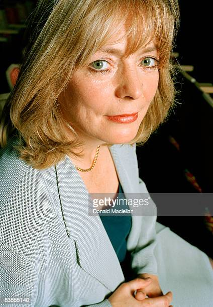Actress Alison Steadman poses for a portrait shoot in London 25th September 1996