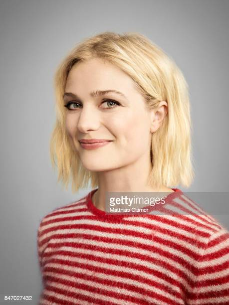 Actress Alison Sudol from 'Fantastic Beasts and Where To Find Them' is photographed for Entertainment Weekly Magazine on July 23 2016 at Comic Con in...
