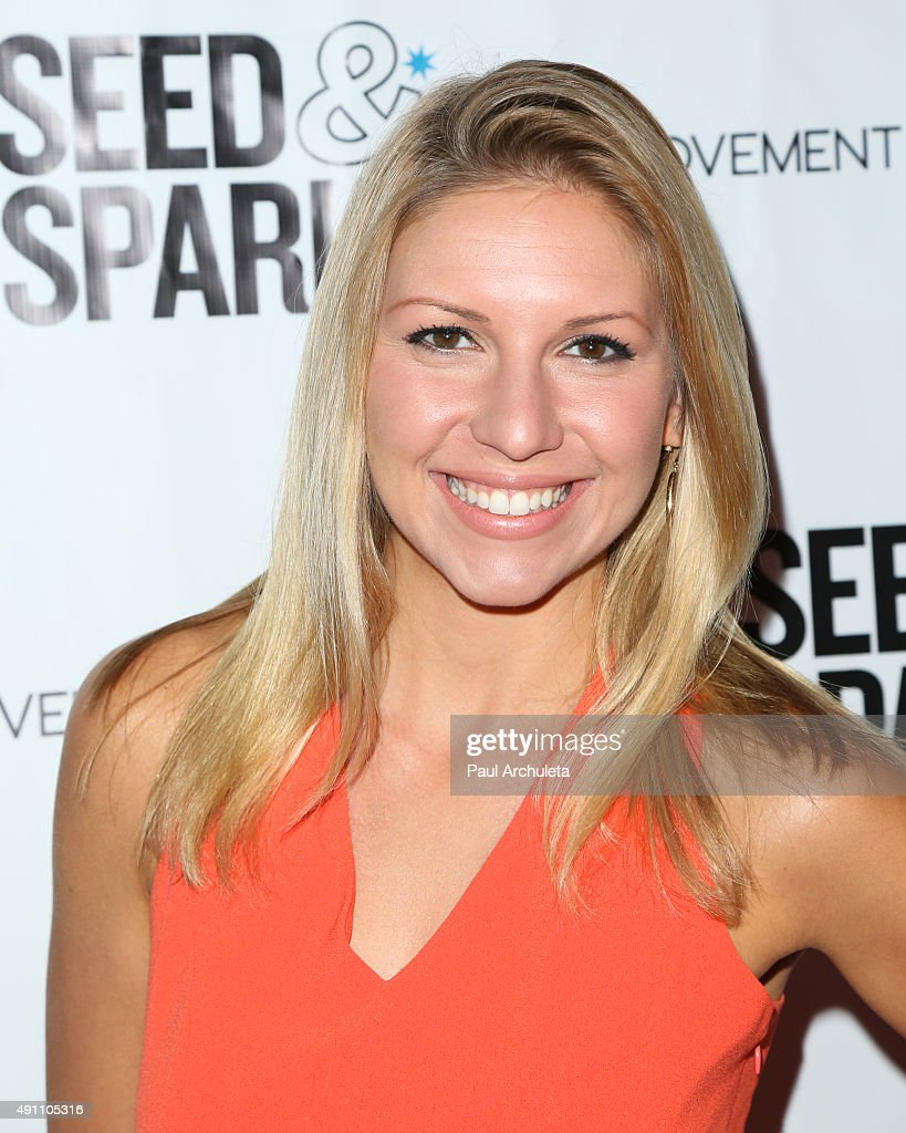 """Alison Whitney actress alison whitney attends the premiere of """"movement and"""