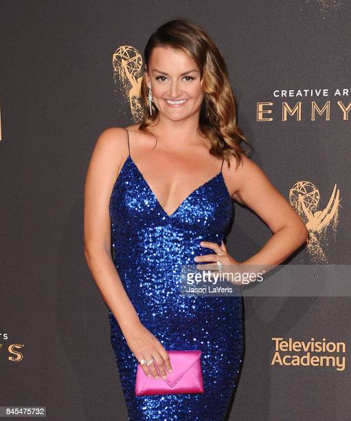 Actress Alison Wright attends the 2017 Creative Arts Emmy Awards at Microsoft Theater on September 10 2017 in Los Angeles California