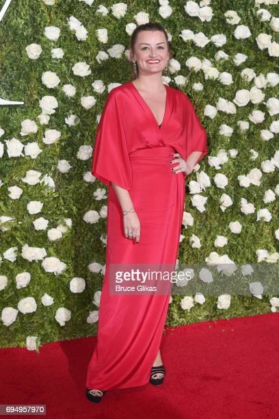 Actress Alison Wright attends the 71st Annual Tony Awards at Radio City Music Hall on June 11 2017 in New York City