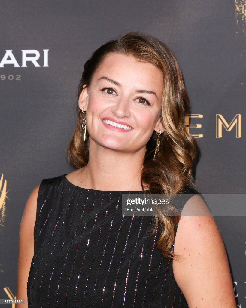 Actress Alison Wright attends the Television Academy's Performers Peer Group Celebration at The Montage Beverly Hills on August 21, 2017 in Beverly Hills, California.