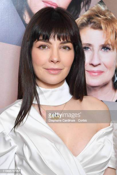 Actress Alix Benezech attends the Pygmalionnes Screening at Assemblee Nationale on January 14 2020 in Paris France
