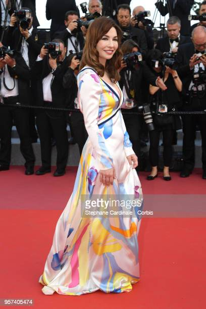 Actress Alix Benezech attends the screening of Ash Is The Purest White during the 71st annual Cannes Film Festival at Palais des Festivals on May 11...
