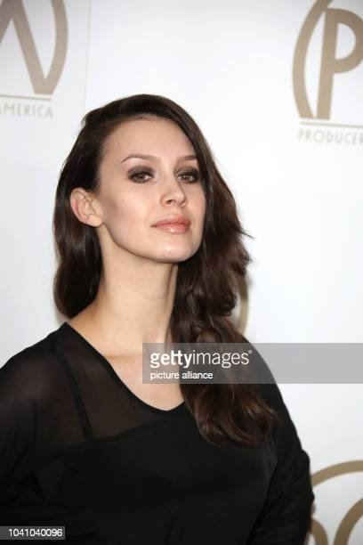 US actress Alixandra von Renner arrives at the 24th annual Producers Guild Awards at Hotel Beverly Hills in Beverly Hills USA 26 January 2013 Photo...