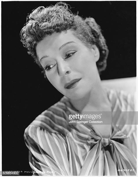 Actress Alla Nazimova