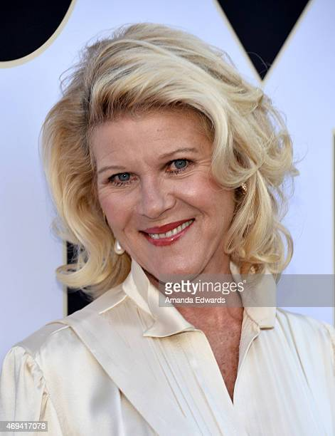 Actress Alley Mills arrives at the 2015 TV LAND Awards at the Saban Theatre on April 11 2015 in Beverly Hills California