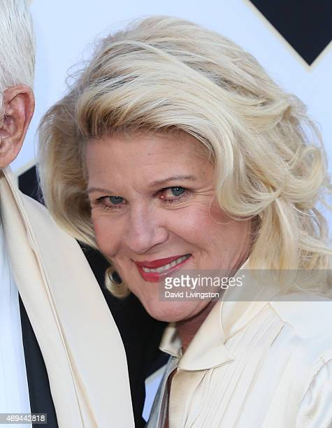 Actress Alley Mills attends the 2015 TV Land Awards at the Saban Theatre on April 11 2015 in Beverly Hills California