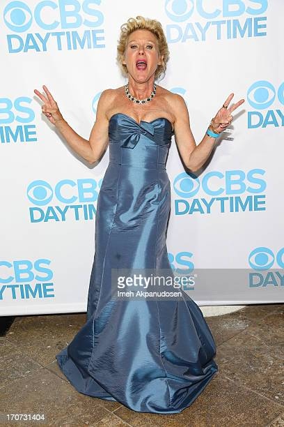 Actress Alley Mills attends The 40th Annual Daytime Emmy Awards After Party at The Beverly Hilton Hotel on June 16 2013 in Beverly Hills California