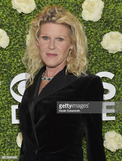 Actress Alley Mills attends the CBS Daytime Emmy After Party at Pasadena Convention Center on April 29 2018 in Pasadena California