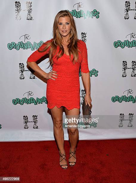 Actress Allison Dunbar arrive at The Groundlings Theatre 40th Anniversary Gala at HYDE Sunset Kitchen Cocktails on June 1 2014 in West Hollywood...