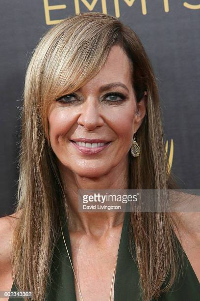 Actress Allison Janney attends the 2016 Creative Arts Emmy Awards Day 1 at the Microsoft Theater on September 10 2016 in Los Angeles California