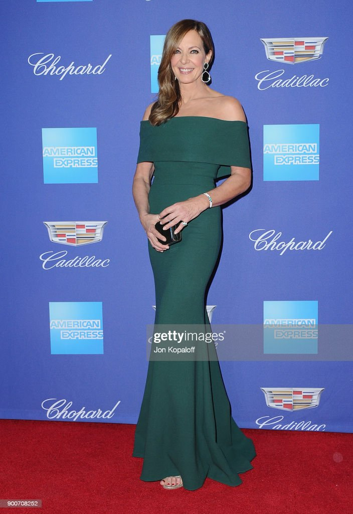 Actress Allison Janney attends the 29th Annual Palm Springs International Film Festival Awards Gala at Palm Springs Convention Center on January 2, 2018 in Palm Springs, California.