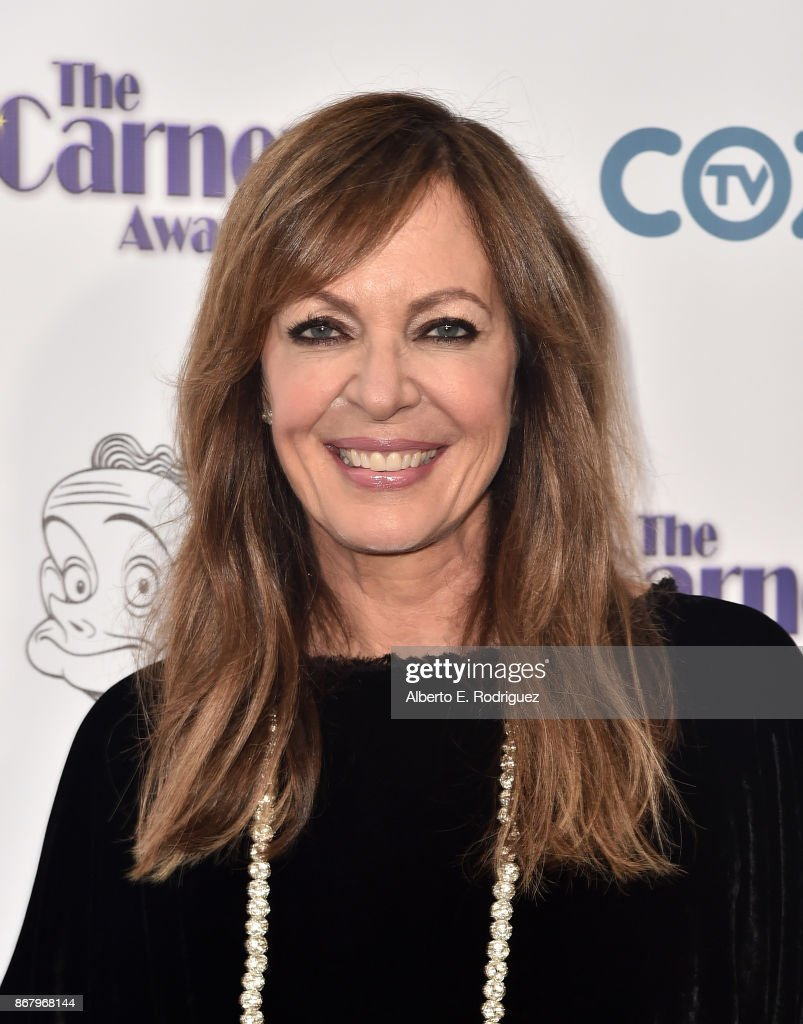Actress Allison Janney attends the 3rd Annual Carney Awards at The Broad Stage on October 29, 2017 in Santa Monica, California.