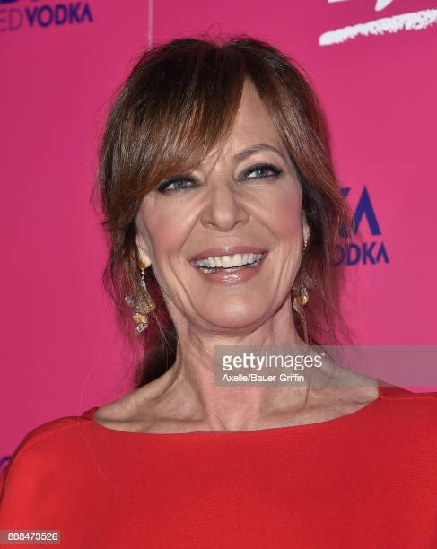 Actress Allison Janney attends the Los Angeles premiere of 'I Tonya' at the Egyptian Theatre on December 5 2017 in Hollywood California