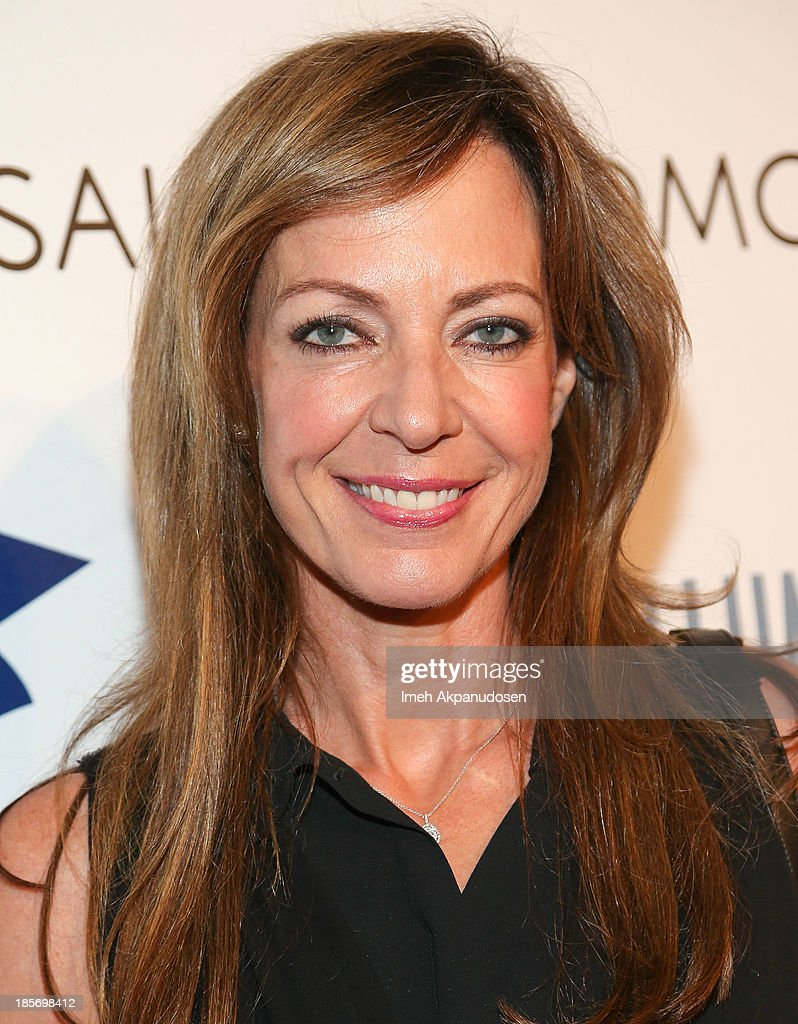 Actress Allison Janney attends the STARS 2013 Benefit Gala By The Fulfillment Fund at The Beverly Hilton Hotel on October 23, 2013 in Beverly Hills, California.
