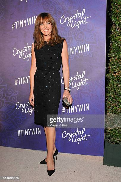 Actress Allison Janney attends Variety and Women in Film Emmy Nominee Celebration powered by Samsung Galaxy on August 23 2014 in West Hollywood...