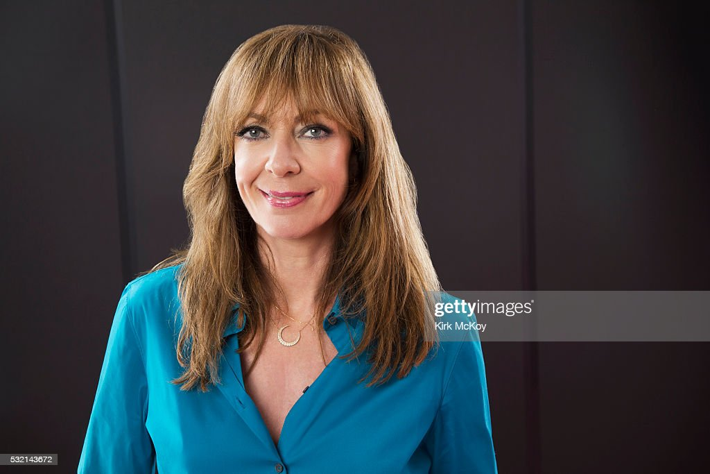 Allison Janney, Los Angeles Times, May 5, 2016